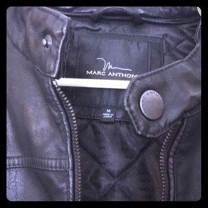 New Marc Anthony Leather Jacket 🏍🏍